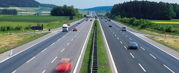 الطريق السريع في ألمانيا Autobahn