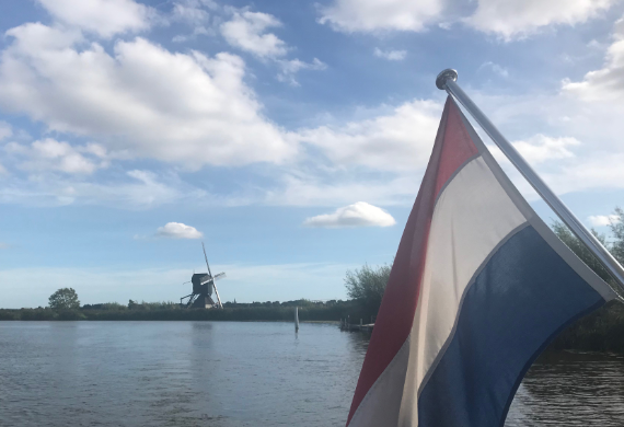 قوانين السير في هولندا
