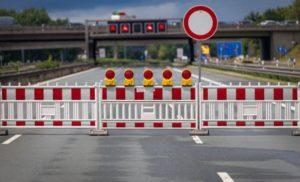 إغلاق كامل لطرق سريعة في ألمانيا