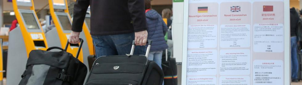 فيروس كورونا ونصائح للمسافرين والتأمين الصحي الدولي ضد الفيروس