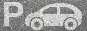 قوانين وقوف السيارات في حركة المرور الألمانية