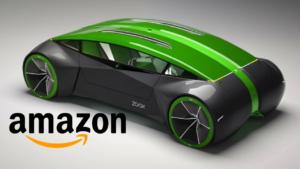 مشاركة أمازون شركات السيارات ذاتية القيادة