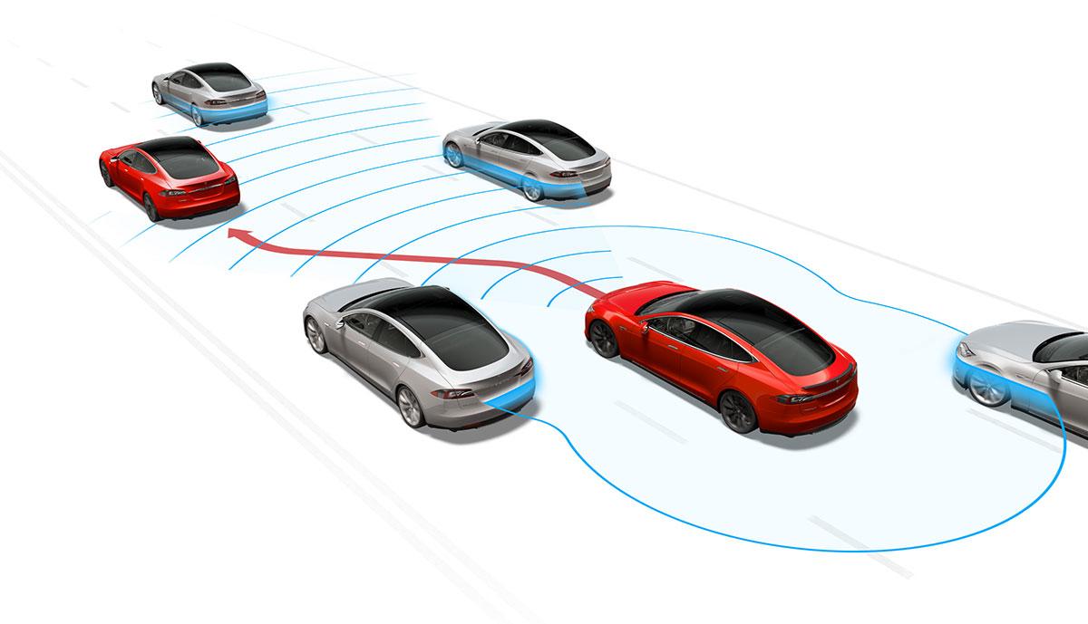 قرار منع إعلانات Tesla
