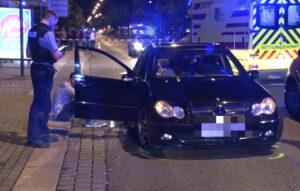 دريسدن : تسبب سباق سيارات غير قانوني بمقتل طفل