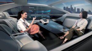 مستويات السيارات ذاتية القيادة