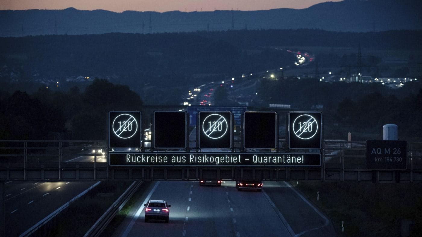 كل ما يتعلق بالحجر الصحي والاختبارات الإجبارية في ألمانيا
