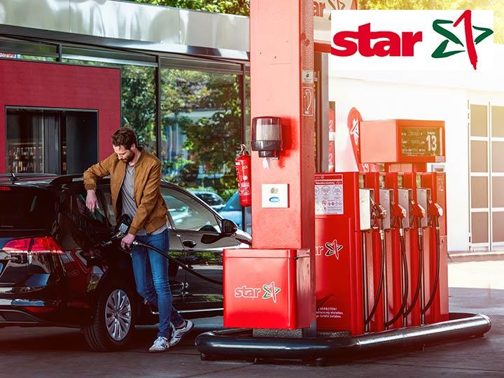 خصم لأعضاء ADAC في محطات star للوقود