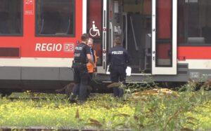 كولن , العثور على قنبلة في القطار !