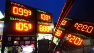 ارتفاع سعر البنزين عام 2021 في ألمانيا