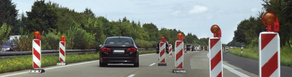 مواقع البناء على الطرقات في ألمانيا