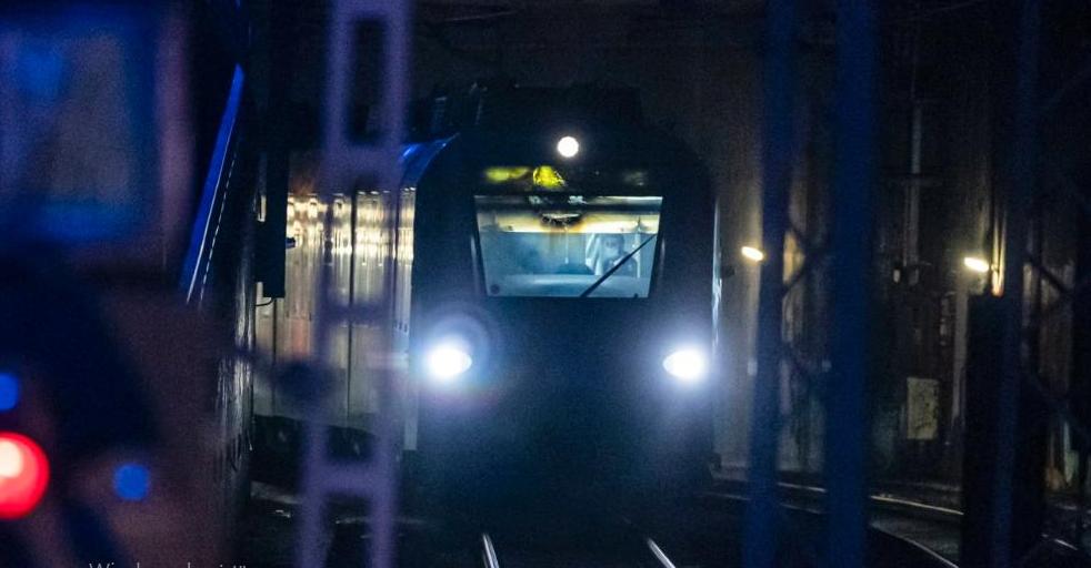 دوسلدورف -إنقاذ 21 شخص من أنفاق القطارات