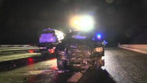 حادث في كوبلنز لسائق في حالة سكر وبدون رخصة قيادة