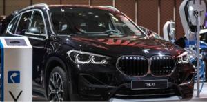 سيارة BMW مسروقة تبلغ عن نفسها