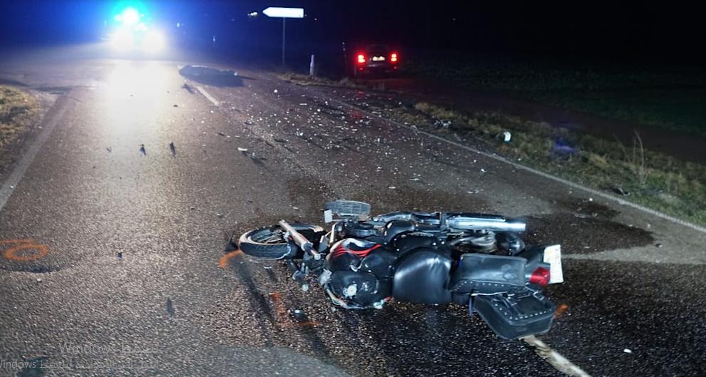 مناورة تجاوز غير ناجحة أودت بحياة راكب دراجة نارية