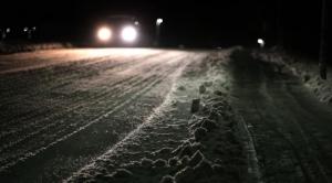 حوادث الجليد الأسود الخطيرة في ألمانيا!