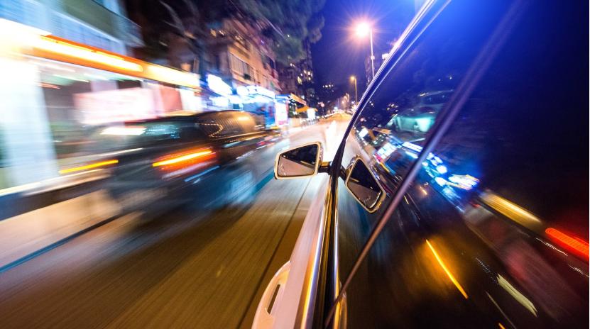 عقوبة سباق السيارات غير القانوني في ألمانيا