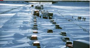 تحذيرات من أقسى عاصفة ثلجية منذ شتاء 1978