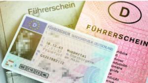 رخصة قيادة الاتحاد الأوروبي الجديدة