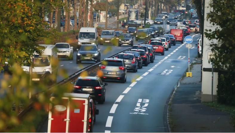 دوسلدورف – إجراءات جديدة لتقليل حركة المرور في المدينة