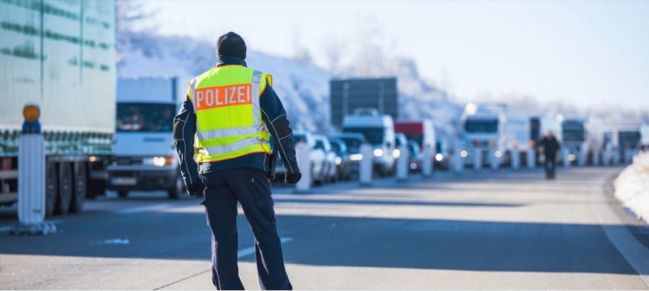 ضوابط صارمة على حدود ألمانيا اعتباراً من 14.2.2021