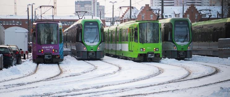 هانوفر – توقف جميع قطارات أوسترا حتى يوم الاثنين وتعويض المتضررين
