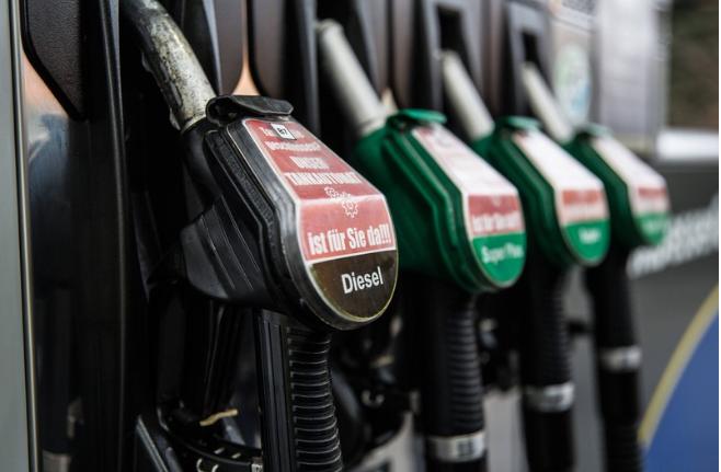 رموز الوقود في الاتحاد الأوروبي