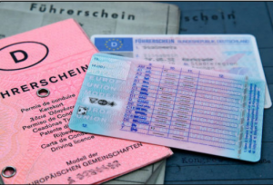 القيادة برخصة أجنبية في ألمانيا وقانون تعديل رخص القيادة