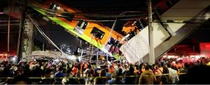 كارثة مترو في مكسيكو سيتي!