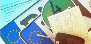 رموز لوحات تسجيل المركبات في أوروبا